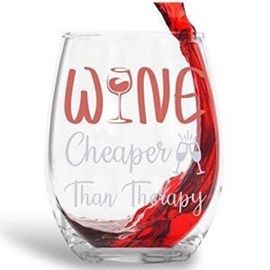 Other - Wine Is Cheaper Than Therapy